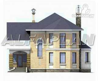 Фото 6: проект «Ювенил» - двухэтажный загородный дом