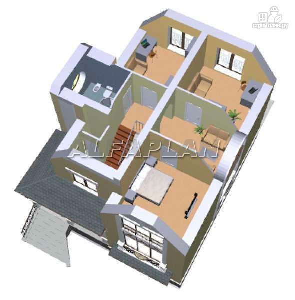 """Фото 7: проект """"Индиго"""" - дом, в котором все есть"""