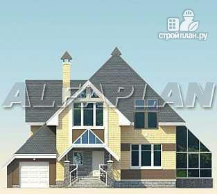 Фото 6: проект дом с окнами в небо