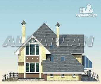Фото 9: проект дом с окнами в небо