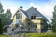Проект дом с окнами в небо