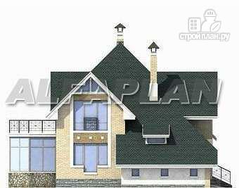 Фото 9: проект загородный дом с компактным планом