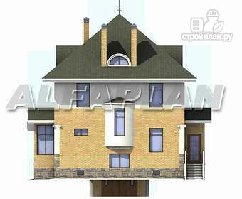 Фото 11: проект «Дом светлячка» - трехэтажный дом с мансардой