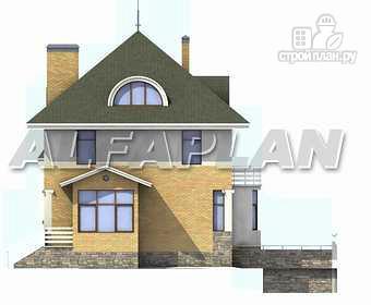 Фото 12: проект «Дом светлячка» - трехэтажный дом с мансардой