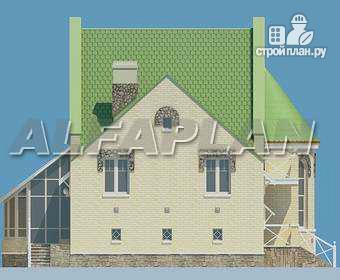Фото 9: проект «Онегин» - представительный загородный дом