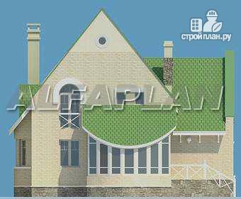 Фото 8: проект «Онегин» - представительный загородный дом