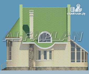 Фото 7: проект «Онегин» - представительный загородный дом
