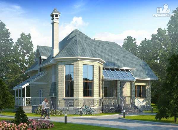Фото: проект «Суперстилиса» - проект дома с комфортной планировкой