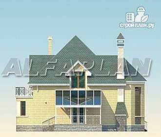 Фото 9: проект «Суперстилиса» - проект дома с комфортной планировкой