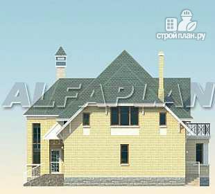 Фото 7: проект «Суперстилиса» - проект дома с комфортной планировкой