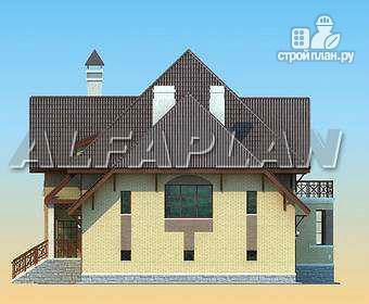 Фото 7: проект «Суперстилиса» - удобный дом с рациональной планировкой