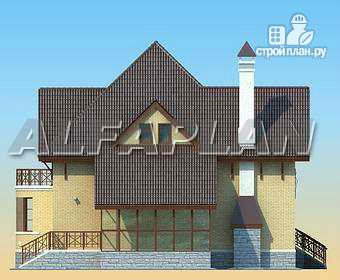 Фото 9: проект «Суперстилиса» - удобный дом с рациональной планировкой