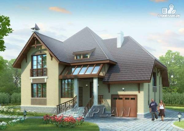 Фото: проект «Суперстилиса» - удобный дом с рациональной планировкой