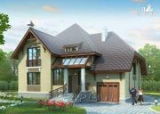 Проект «Суперстилиса» - удобный дом с рациональной планировкой