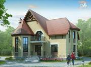Проект «Консул» - изящный дом для солидных людей