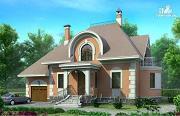 Фото: «Эвита» - респектабельный дом с гаражом