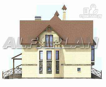 Фото 11: проект «Серебряный век» - загородный дом с элементами арт-нуво