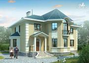 Проект «Белта» - респектабельный двухэтажный особняк