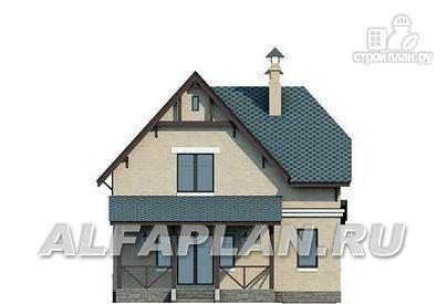 Фото 6: проект дом для семьи с двумя детьми