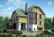 Проект «Крестный Пачино» - фешенебельный загородный дом