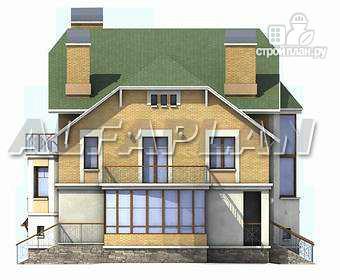 Фото 11: проект «Крестный Пачино» - фешенебельный загородный дом