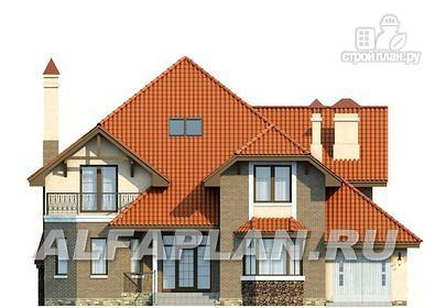 """Фото 4: проект """"Гавань"""" - комфортабельный дом для большой семьи"""