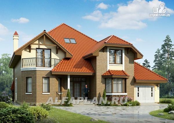 """Фото: проект """"Гавань"""" - комфортабельный дом для большой семьи"""