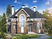"""Проект """"Принцесса осени"""" - красивый и удобный частный дом"""