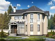 """Проект """"Веста"""" - небольшой удобный дом"""