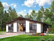 """Проект """"Дельта"""" - удобный и практичный каркасный дом в один этаж"""