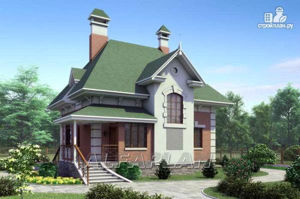 Фото: проект «Шале Малек» - компактный загородный дом для небольшого участка