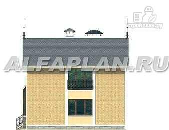 """Фото 9: проект """"Фантазия"""" - дом с компактным планом для небольшого участка"""