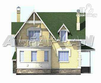 Фото 8: проект «Ретростилиса» - экономичный дом для небольшого участка