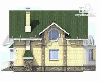 Фото 7: проект «Ретростилиса» - экономичный дом для небольшого участка