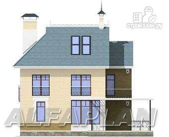 """Фото 10: проект """"Дипломат"""" - загородный дом с бильярдной"""