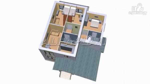 """Фото 5: проект """"Премьера""""- рациональный и компактный дом для небольшой семьи"""