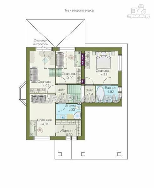 """Фото 4: проект """"Премьера""""- рациональный и компактный дом для небольшой семьи"""