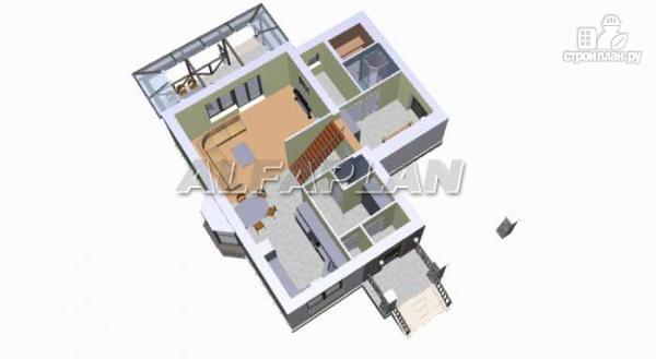 """Фото 3: проект """"Премьера""""- рациональный и компактный дом для небольшой семьи"""