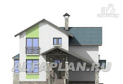 """Фото 6: проект """"Премьера""""- рациональный и компактный дом для небольшой семьи"""