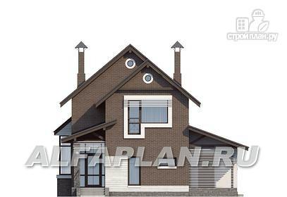 """Фото 4: проект """"Эль-Ниньо"""" - современный дом с террасами"""