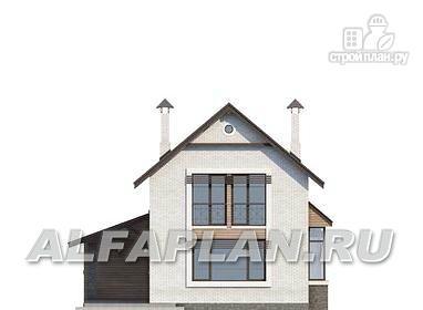 """Фото 6: проект """"Эль-Ниньо"""" - современный дом с террасами и навесом для машин"""