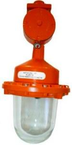 Взрывозащищенный светильник ВЗГ-200, НСП 57-200, НСП 44-200