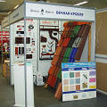 Фото 1: Компания «ВЕЧНАЯ КРОВЛЯ» на выставке в Екатеринбурге