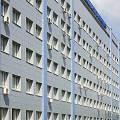 Фото 1: Фасадное решение «ОЛМА» для медицинских учреждений