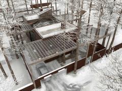 Анонс: Лучшие концепции загородных домов Подмосковья