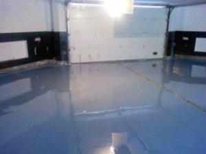 Краски для бетонных полов, полимерные, химстойкие, износостойкие