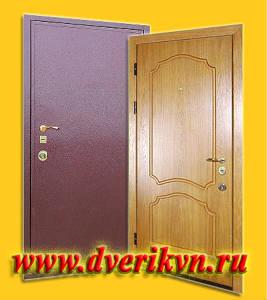 Металлическая дверь модель Максимум