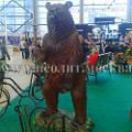 Фото 3: Садовые фигуры большого размера