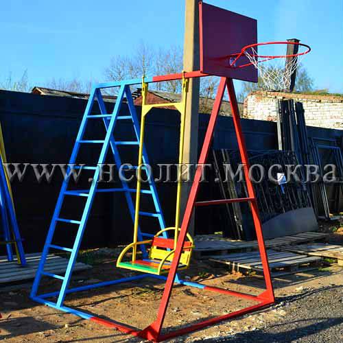 Фото Детские спортивные комплексы