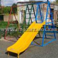 Фото 3: Детские спортивные комплексы
